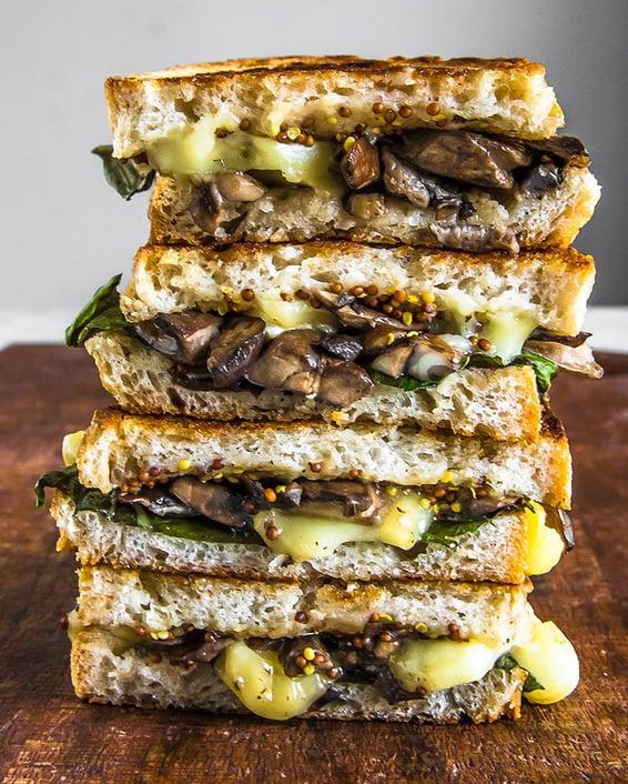 Grilled Brie Mushroom Sandwich 4 (1 of 1)