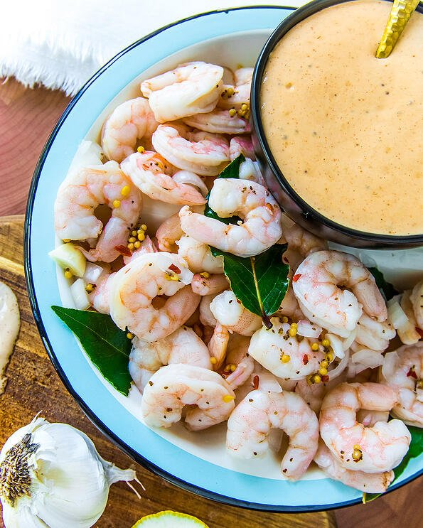 Pickled Shrimp with Comeback Sauce 2 (1 of 1)