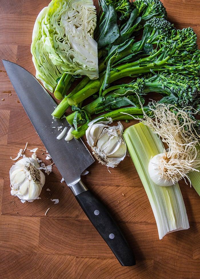 Roasted Caesar Salad 10
