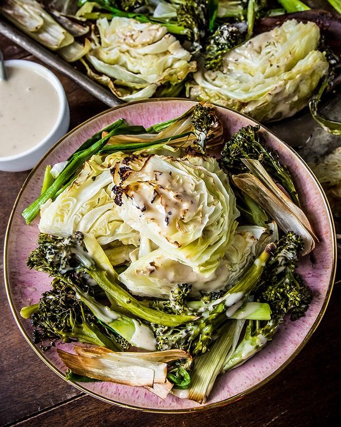 Roasted Caesar Salad 6 (1 of 1)
