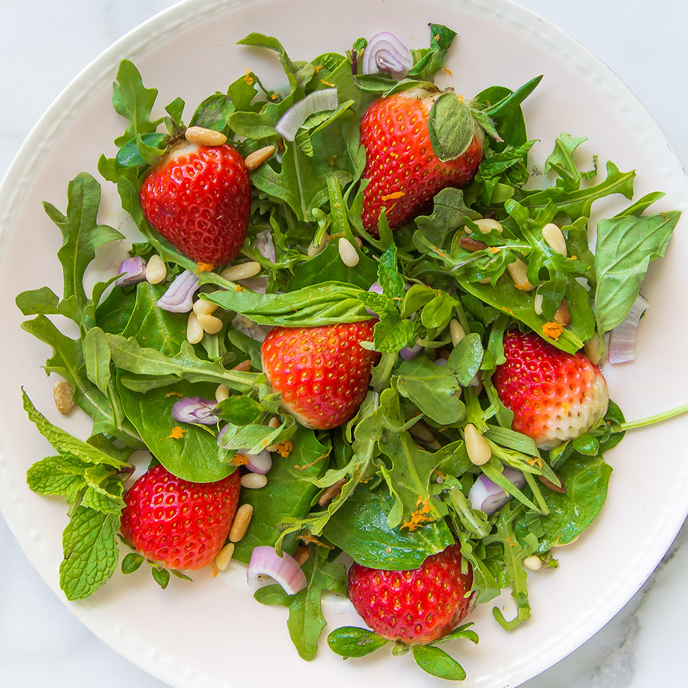 Strawberry Arugula Salad 5 (1 of 1)
