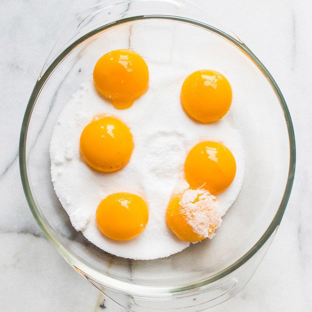 Sugar and Egg Photo (1 of 1)