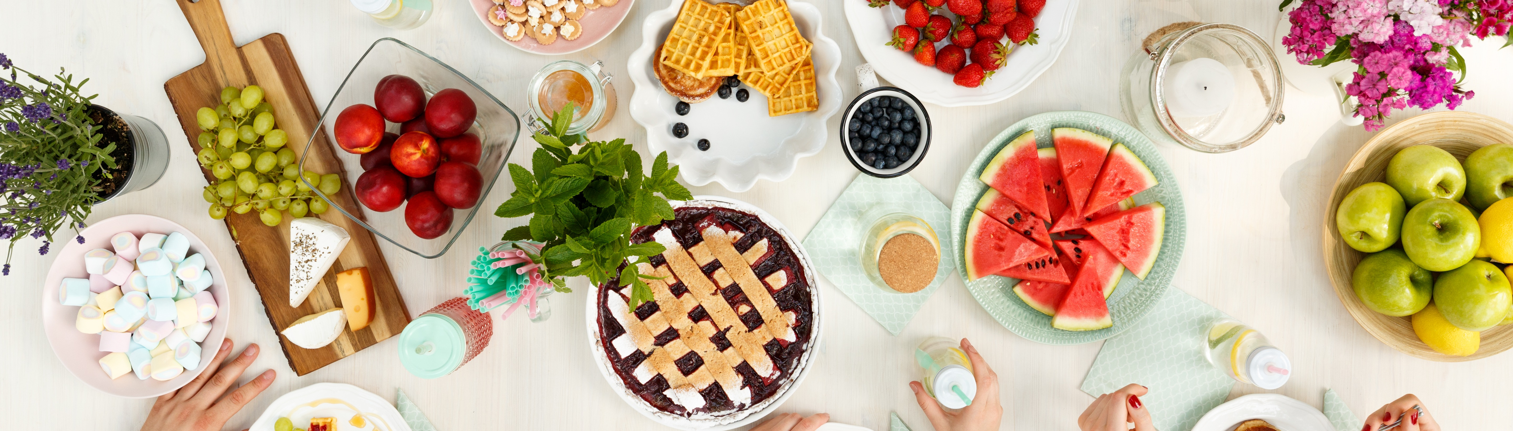 quick and easy summer desserts