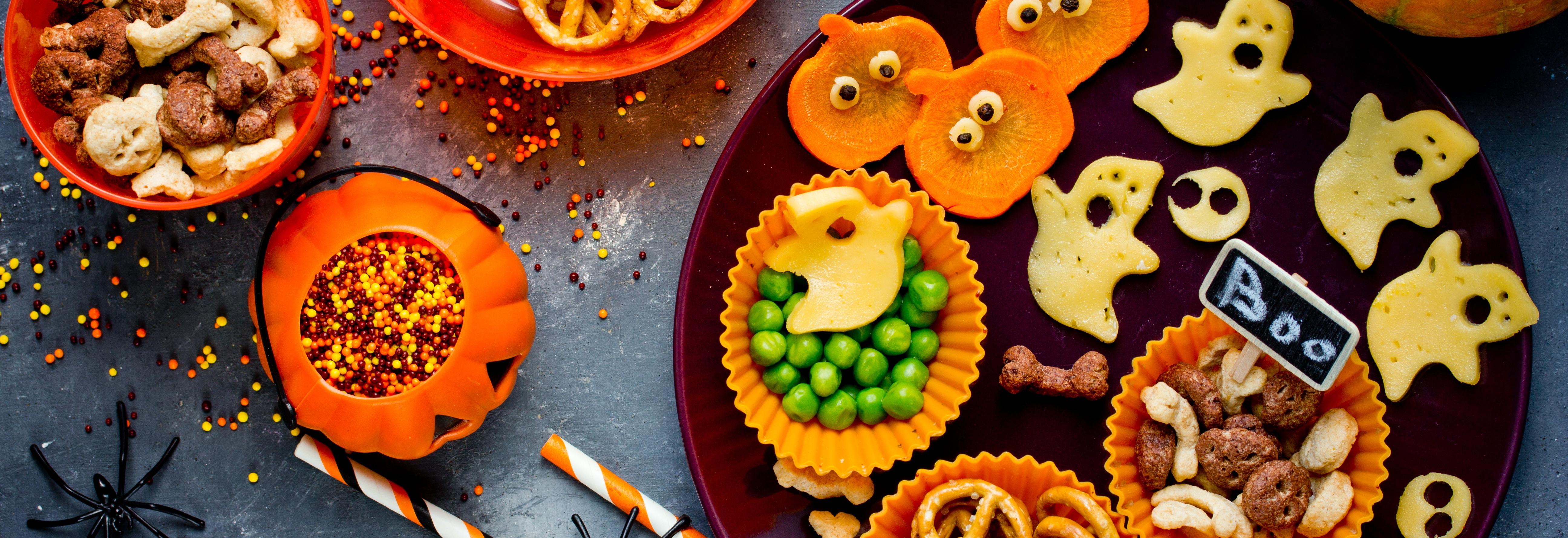 halloween treats and recipes