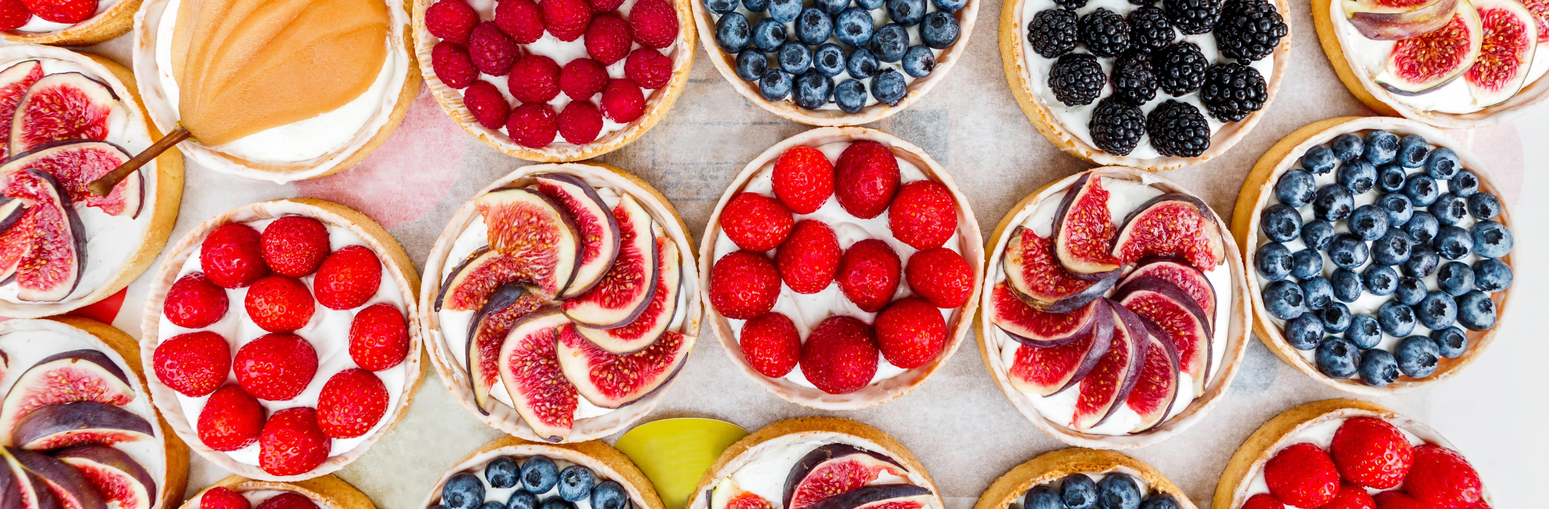 market street graduation desserts