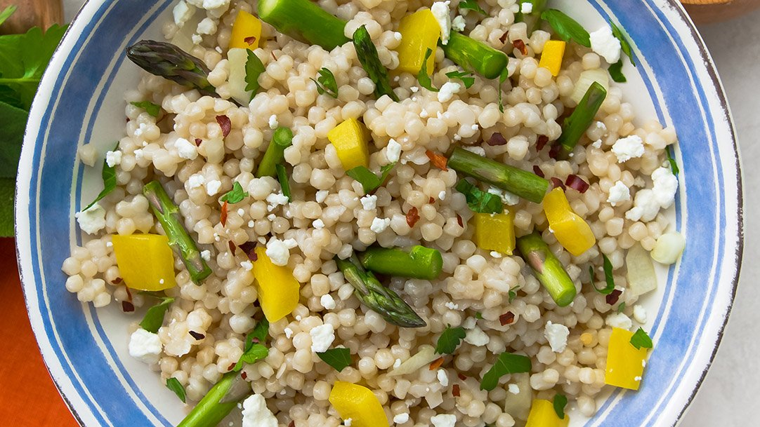 cover-Asparagus Bell Pepper Couscous Salad 1 (1 of 1)